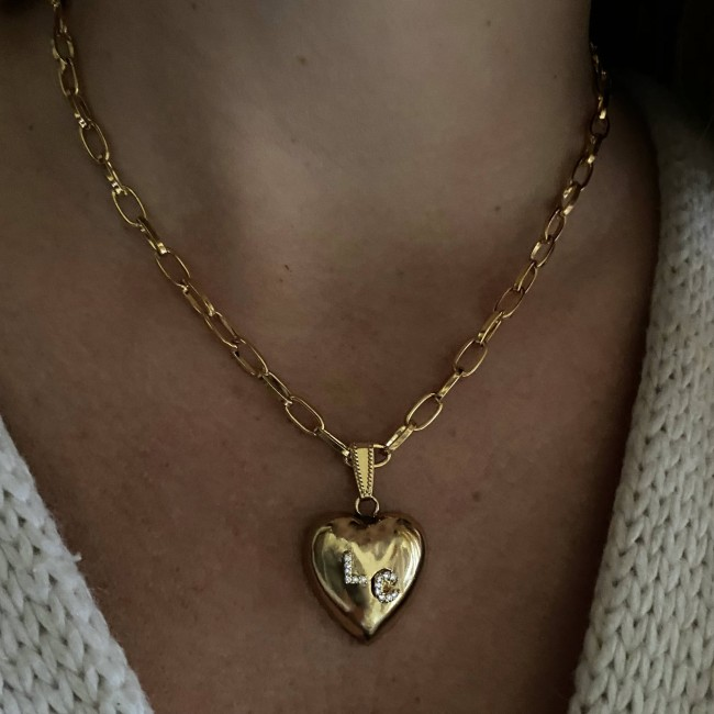 PopHeart Necklace