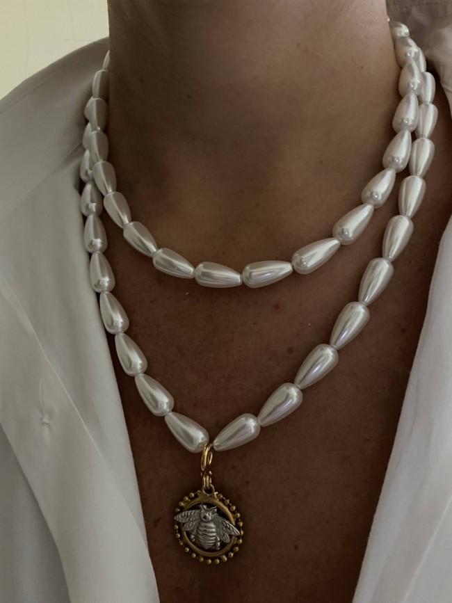 Berenice II Ape Necklace