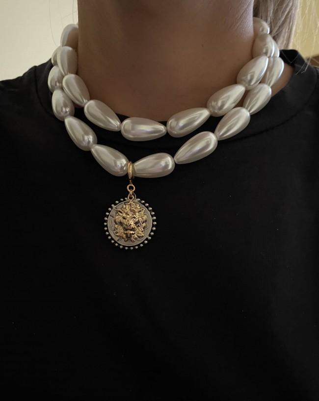 Berenice Leone Necklace