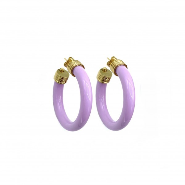 Resin Hoops 4 cm