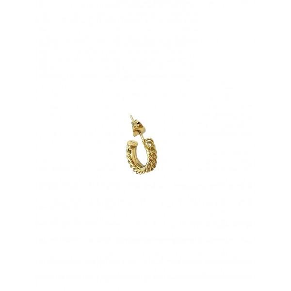 SINGOLO Mini Groumette Hoop 1 cm
