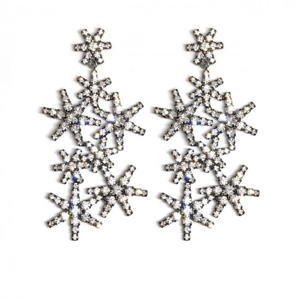 Coppia RainingStars Earrings