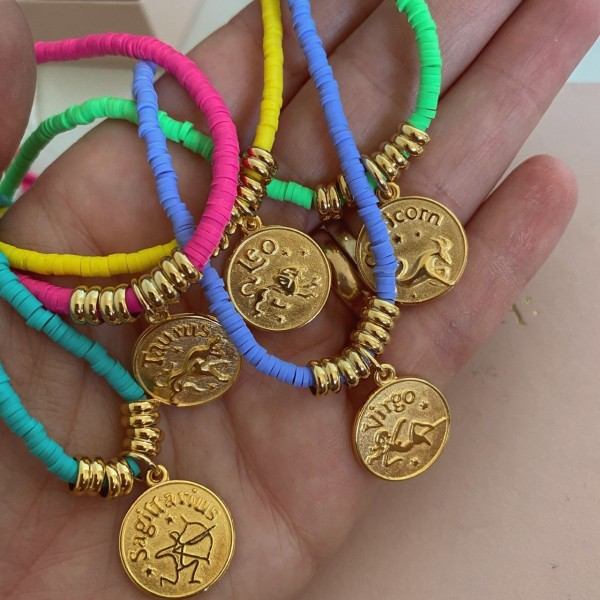 Summer Zodiac Necklace