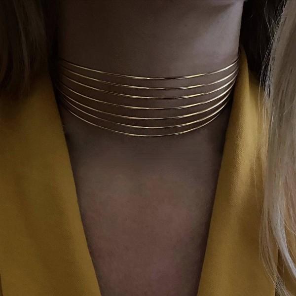 Ghana Collar Necklace