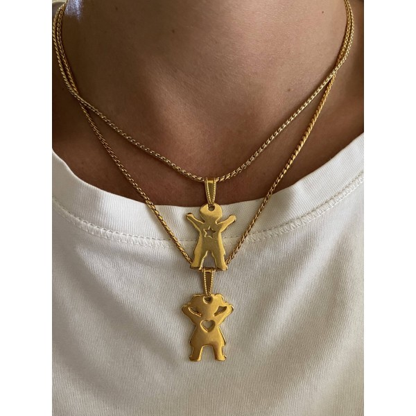 Pupo Necklace