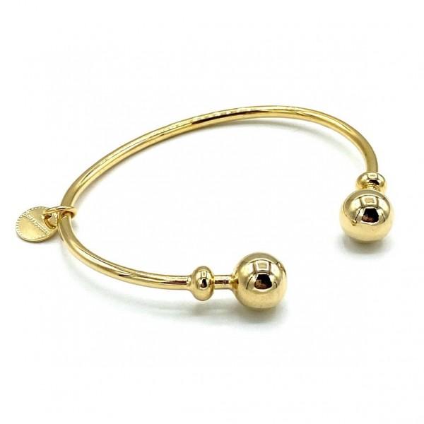 Double Sphere Bracelet